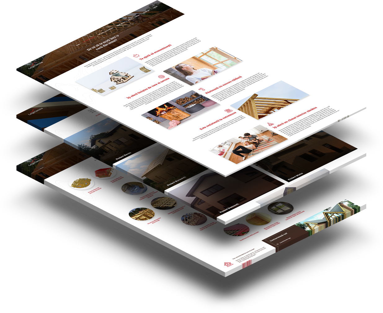 Creare site web - Servicii Web Design - Design Responsive